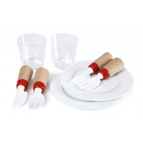 BRIO Spisestel Legetøj