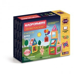 Magformers My first play sæt (32 Brikker)