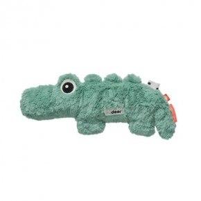 Done by Deer - Cuddle cute, Croco, green