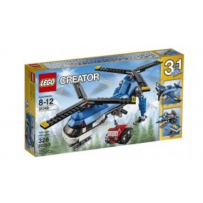 Lego Creator - Twin Spin Helicopter