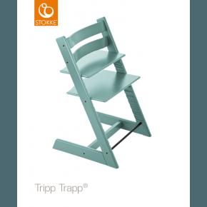 Tripp Trapp Stol - Aqua Blå