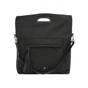 DAY Q Chewron Bag - Black