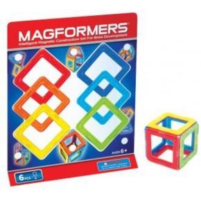 Magformers-6 konstruktion