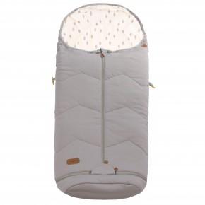 Voksi Sky Light Kørepose - Crystal Grey