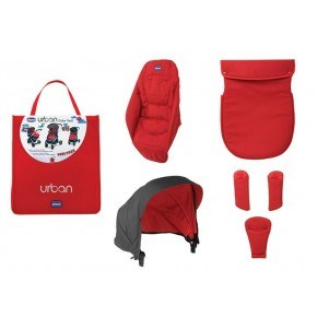 Chicco Colourpack Urban - Red Wave