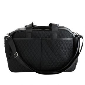 Heybasic Weekend Bag, rejsetaske - sort