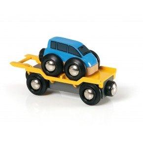 BRIO Bil transporter Legetøj