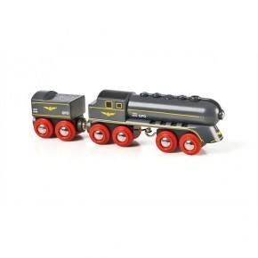 BRIO Højhastighedstog, Bullet Train Legetøj