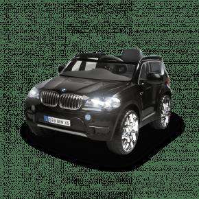 Rollplay BMW X5 12V - sort