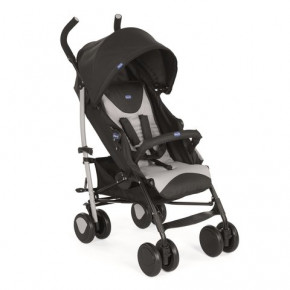 Chicco New Echo klapvogn - Stone