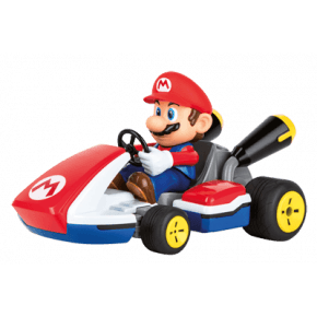 Carrera Mario Kart fjernstyret bil - Mario