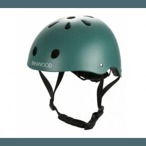 Banwood Helmet 48-57 cm - Dark Green