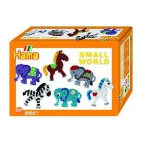 Pony/elefant gaveæske - Hama Midi