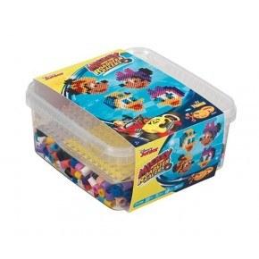 Hama maxi 900 perler+plade Mickey & co.