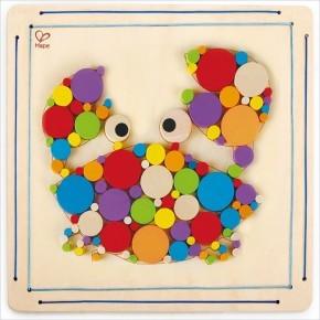 Hape Crabby Mosaic Kit