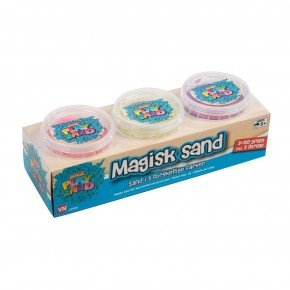 Artkids Magic Sand 3 bøtter