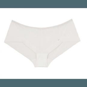 Cache Coeur 3D Light low waist shorts, Hvid