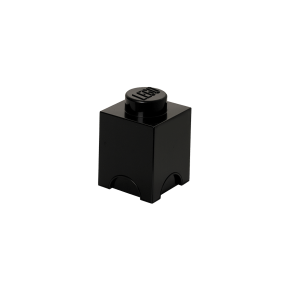 LEGO Opbevaringsboks 1 - Sort