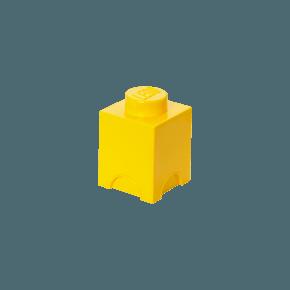 LEGO Opbevaringsboks 1 - Gul
