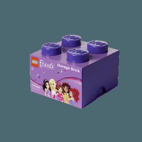LEGO Friends Opbevaringskasse 4 - Lilla