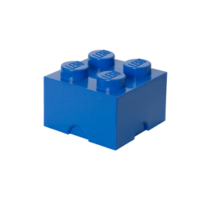 LEGO Opbevaringskasse 4 - Blå