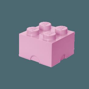 LEGO Opbevaringskasse 4 - Light Purple
