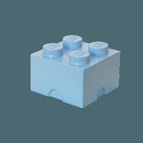 LEGO Opbevaringskasse 4 - Lyseblå