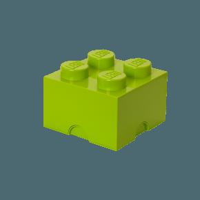 LEGO Opbevaringskasse 4 - Limegrøn