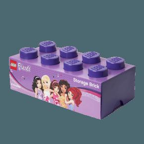 LEGO Friends Opbevaringskasse 8 - Lilla