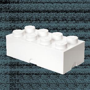 LEGO Opbevaringskasse 8 - hvid
