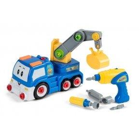 3-2-6 Legetøjsbil, Adskil og saml - Truck