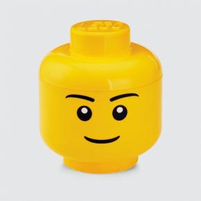 LEGO Opbevaringshoved, Drenge, Str. L