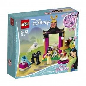LEGO DISNEY PRINCESS - Mulans Træningsdag - 41151
