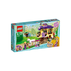 LEGO DISNEY PRINCESS - Rapunzels husvogn - 41157