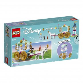 LEGO Disney Princess, Askepots karettur - 41159