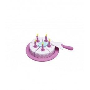 Kids Concept Fødselsdagskage - Rosa