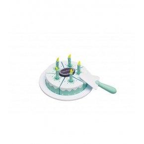 Kids Concept Fødselsdagskage - Blå