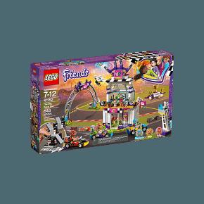 LEGO FRIENDS - Den store racerløbsdag - 41352