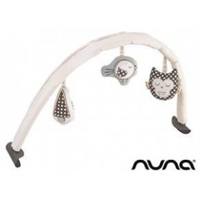 Nuna - Legetøjsbar til Leaf stol - Bisque