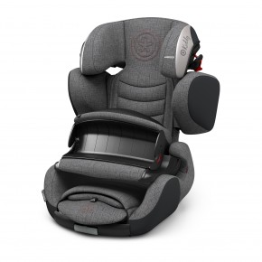 Kiddy Guardianfix 3 Autostol - Hot Red (Til isofix og/eller selemontering)