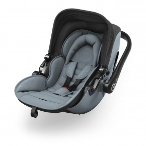 Kiddy Evolution Pro 2 - Polar Grey