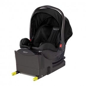 Graco Snugride I-size Autostol - Midnight Black