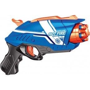 Air Blaster Neutron Fire gevær med 20 pile