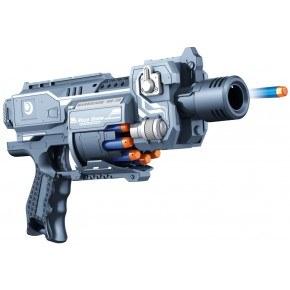 Air Blaster Neutron El-pistol Soft bullet med 20 pile