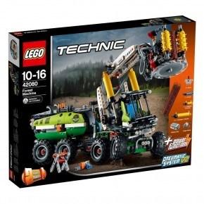 LEGO TECHNIC - Skovmaskine - 42080