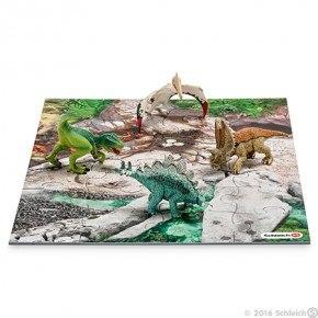 Schleich - Mini dinosaur sæt 2