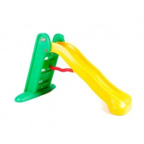 Little Tikes Easy Store Large Slide Sunshine