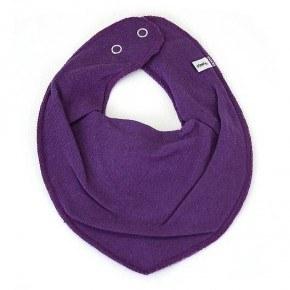 Purple smæktørklæde - Pippi