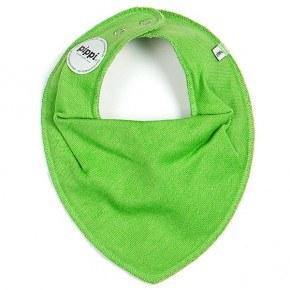 Grøn smæktørklæde - Pippi