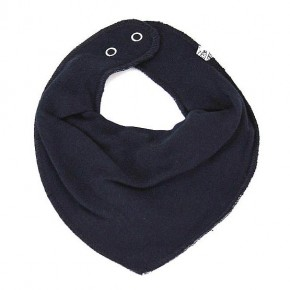 Dark Navy smæktørklæde - Pippi